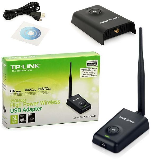 TP-LINK TL-WN7200ND WIRELESS ADAPTER WINDOWS 7 DRIVER