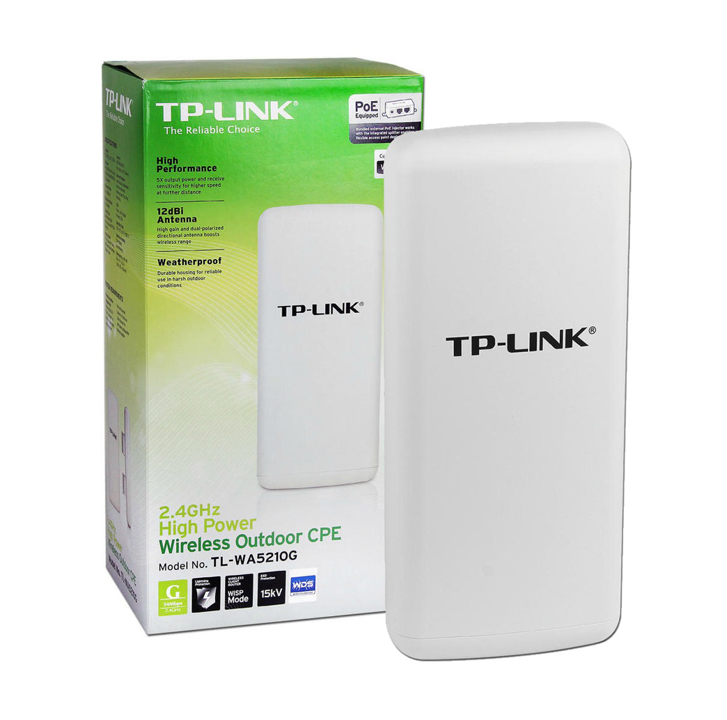 Tp Link Tl Wa5210g High Power Outdoor Wireless Access Point Pack Pavan Computers Garden City