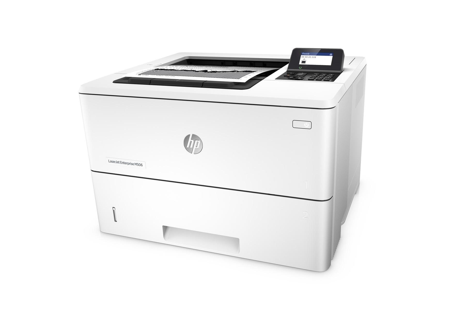 hp laserjet enterprise m506dn printer pavan computers garden city