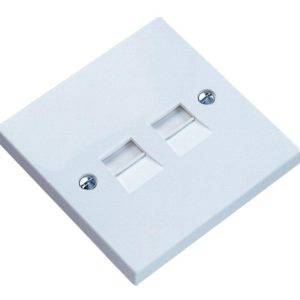Double Face Plate