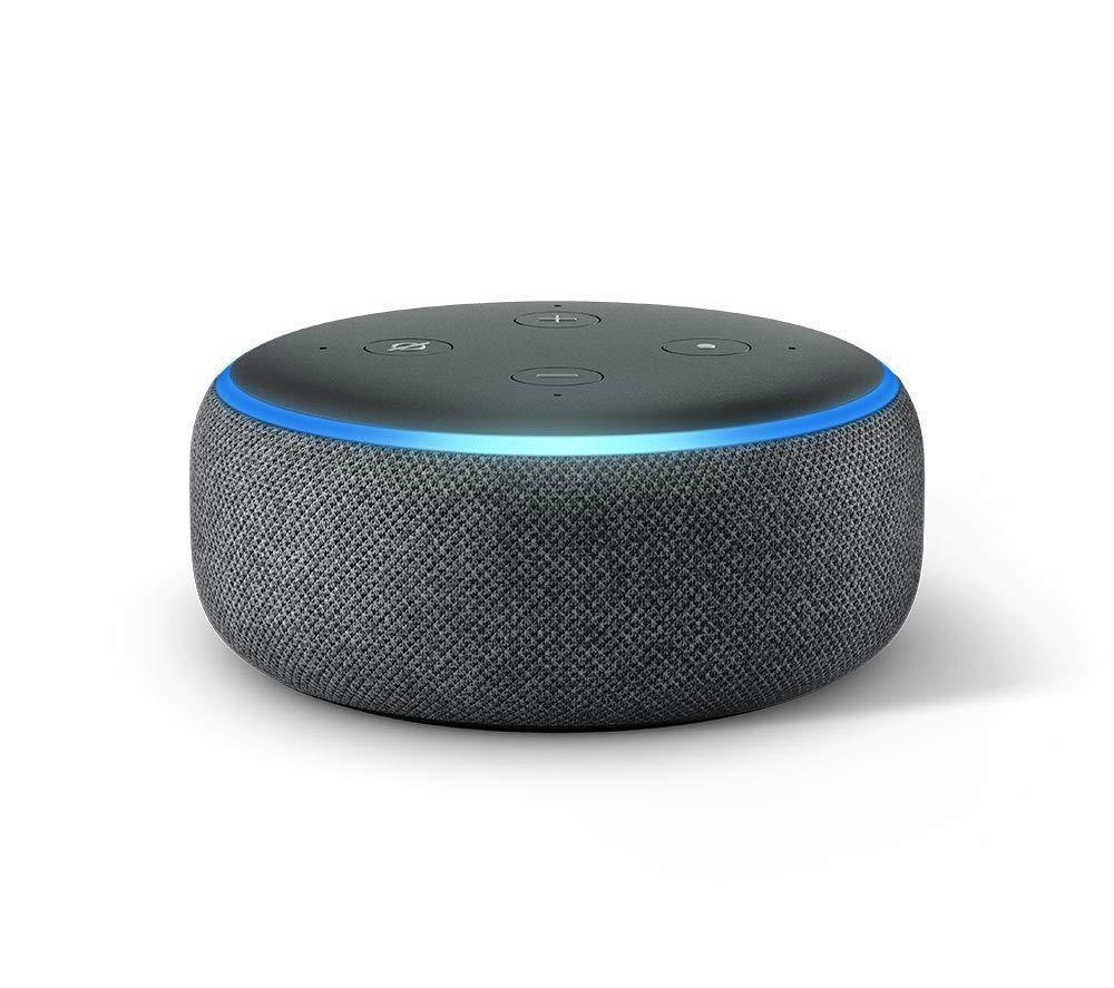 Echo Dot Smart speaker with Alexa (3rd Gen)