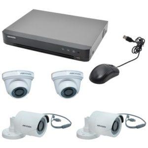 1080p 4 Channel DVR Kit