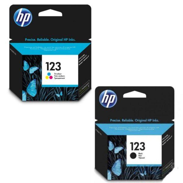 HP 123