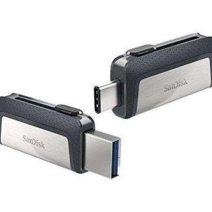 Dual Drive USB Type-C