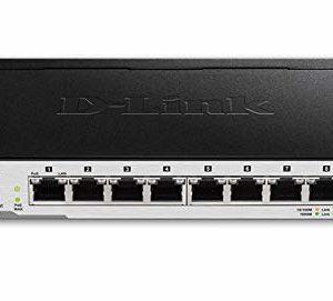Dlink DGS 1100-08p