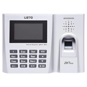 Finger Print Time Attendance Terminal