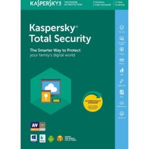 Kaspersky Total Security