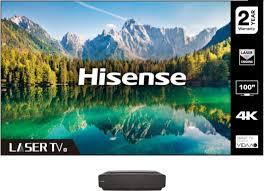 HISENSE 100 INCH 4K SMART VIDAA LASER TV