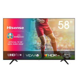 Hisense 58 inch 4K UHD Smart TV